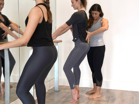 Making sure your Students are getting the most out of your barre class...