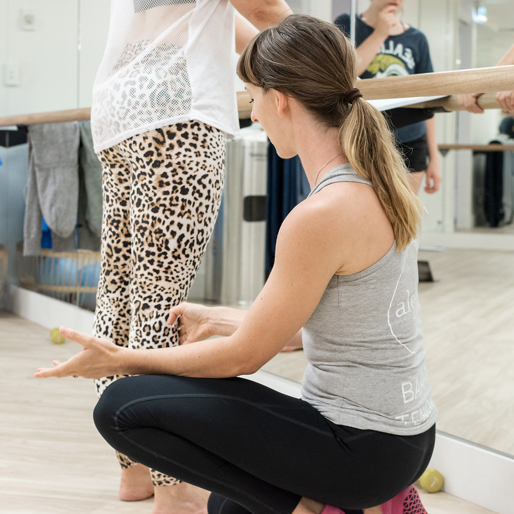 Barre Instructor Training Why choose us