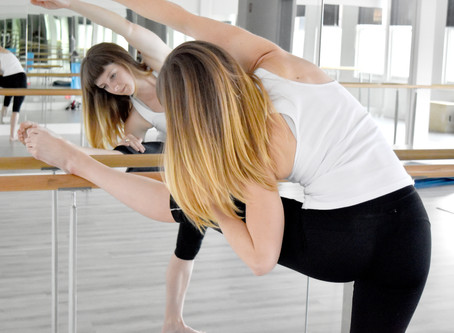 ALICIA HARVIE, Master Trainer, Barre Instructor and Studio Director