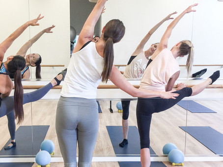 What makes Barre Instructor Training different from other Barre Courses?