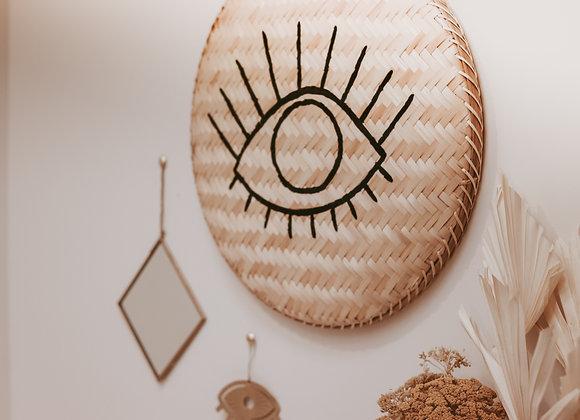 Décoration oeil