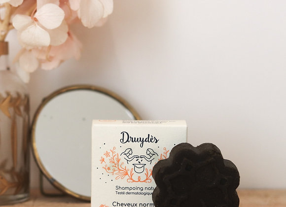 Shampoing solide cheveux normaux - Druydès