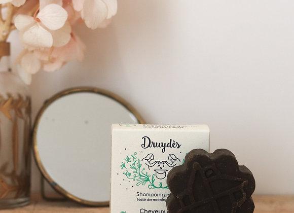 Shampoing solide cheveux gras - Druydès
