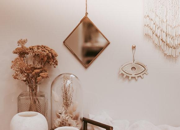 Miroir losange