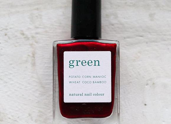 Red Hibiscus - Manucurist Green