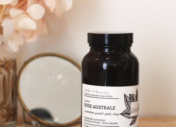 Argile rose Australienne - Make It Beauty