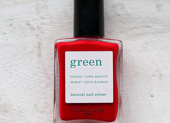Poppy Red - Manucurist Green