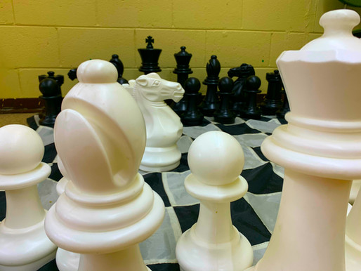 Beyond the Game (The 3 Life Skills Built on a Chessboard)