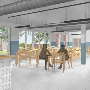Planning permission approved for community facilities