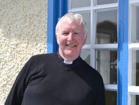 Father Alf wants the former Fleetwood Hospital to become a 'hive' of activity!