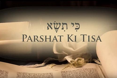 Parasha Ki Tissa