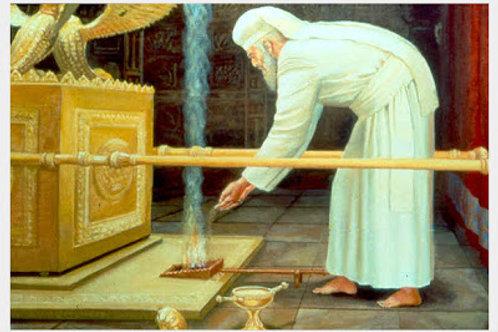 "Bais HaMikdash Ketores, Incense Offering , with Rabbi Chaim Goldberger, shlit""a"