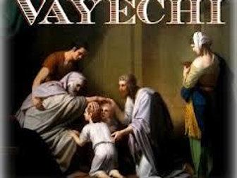 Parashat Vayechi 01/12/2020