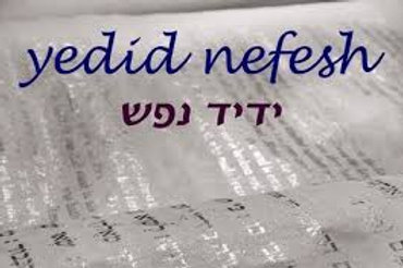 ZEMIROT SHABBAT: YEDID NEFESH