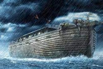 PARASHA: NOACH (& BERESHIS) 5782