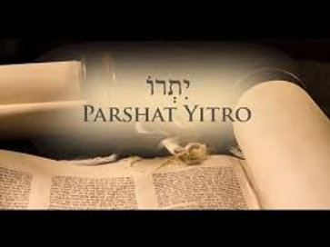 PARASHAT YISRO: LAWS AND IN-LAWS. 01/31/2021
