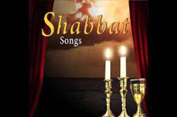 SHABBES SONG: YOM ZEH LeISRAEL.06/17/2021