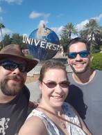 F-9 Danielle, Joe, and Kevin at Universa