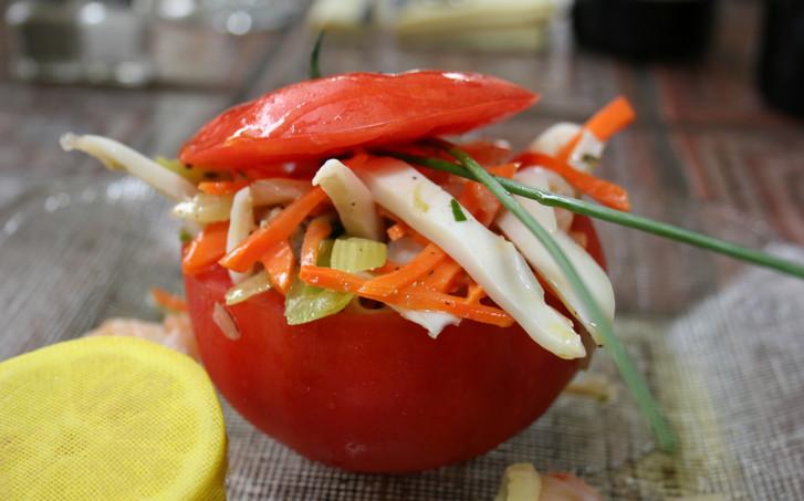 Stuffed Tomatoe