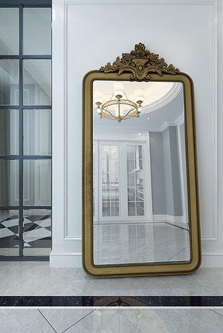 Зеркало классическое Apika BF001