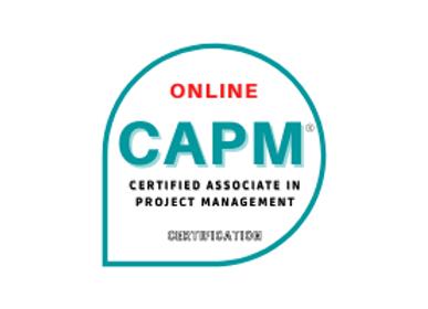 Online - Certified Associate in Project Management (CAPM®)