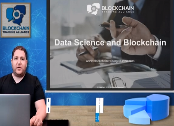 Data Science and Blockchain On Demand
