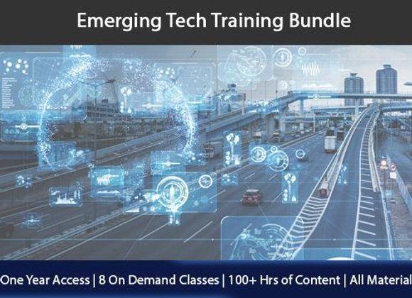 Emerging Tech Training Bundle