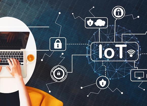 IoT and Blockchain Training - 16 April 2021
