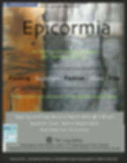 Epicormia Exhibition poster