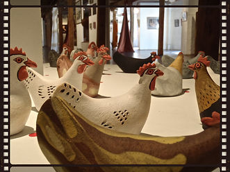 Eve Howard ceramics