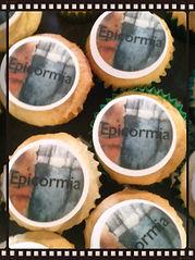 Epicormia cup cakes