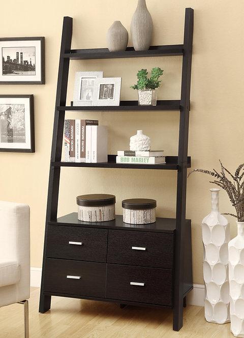 800319 Bookcase w/ Storage