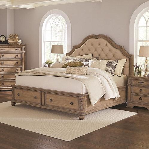 205070  Storage Bed