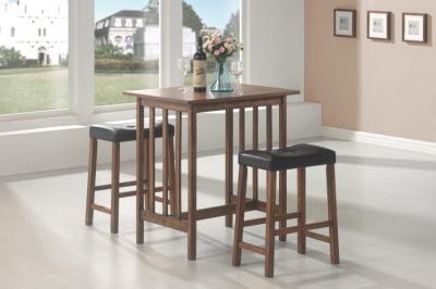 130004 3pc Bar table set