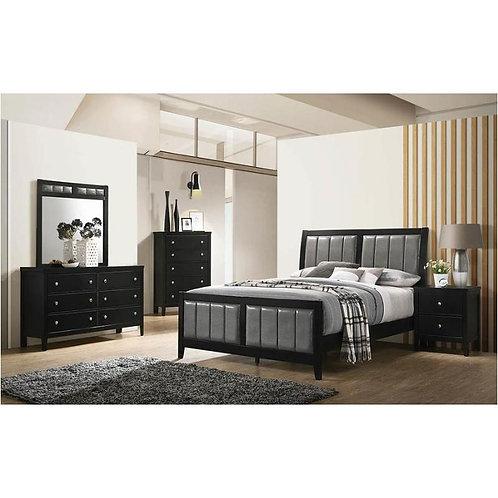 215861 Modern Bed
