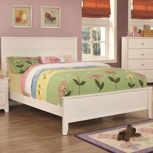 400761 Bed with Framing Details