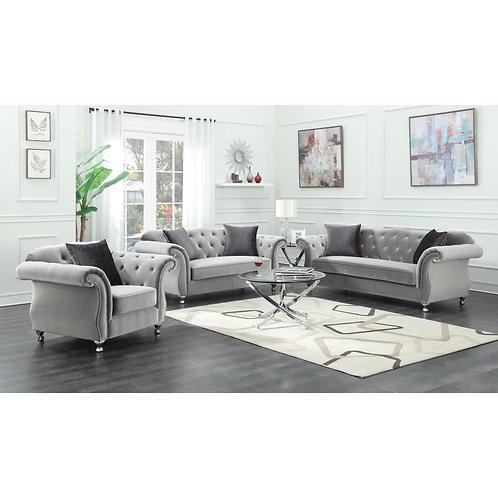 551161 2pc Sofa & Loveseat