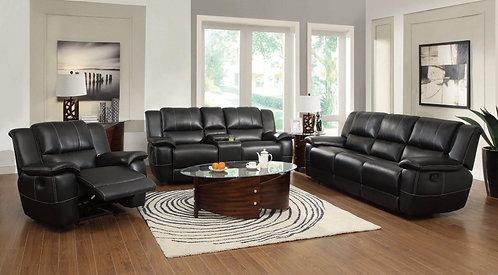 601061 2pc Sofa & Loveseat Recliners