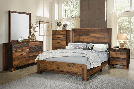 223141 4pc Bedroom Set