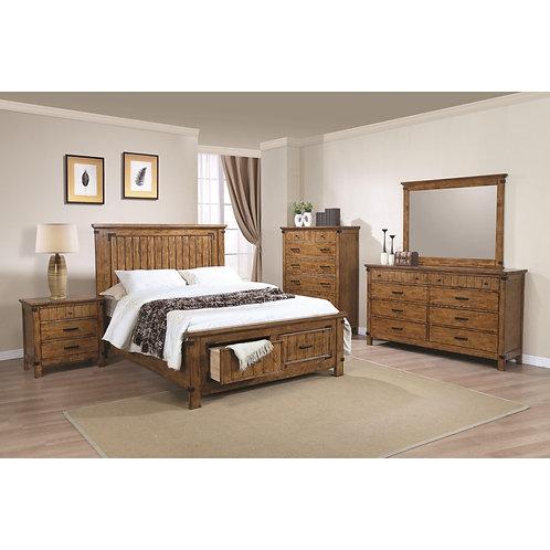 205260 Bed w/ Storage
