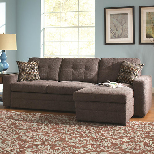 501677 Sectional Sleeper