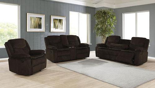 610251 2pc Sofa & Loveseat