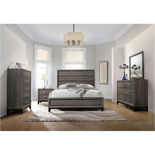 212421 4pc Bedroom Set