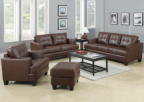 504071 2pc Sofa & Loveseat