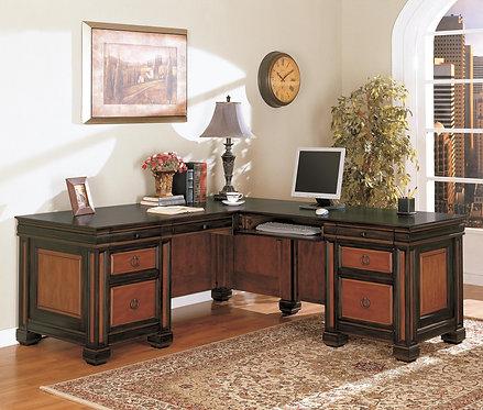 800691 L-Shaped Office Desk