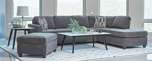 509347 Sectional