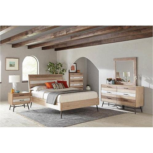 215761 Platform Bed