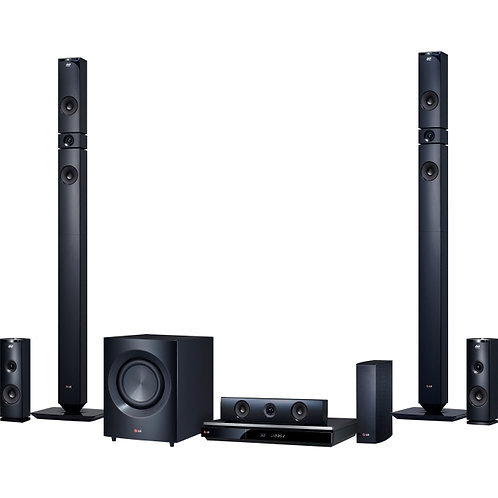 LG BH9431PW 5.1 3D Home Theater System