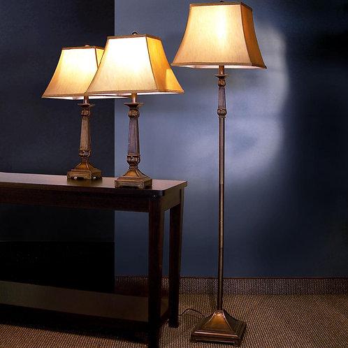 901160 3pc Lamp Set