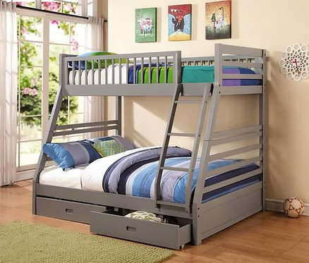 460182 Twin & Full Bunk Bed